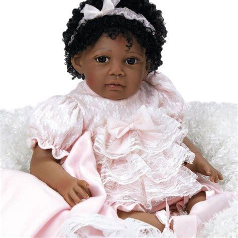 black doll ebay american ethnic doll realistic reborn baby