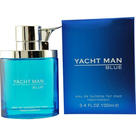 Parfum Yacht cool water by davidoff for mild