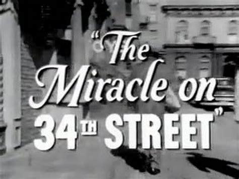 Miracle On 34th Free Miracle On 34th 1947 Free Free Hd Free