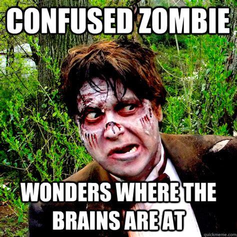 confused zombie memes quickmeme