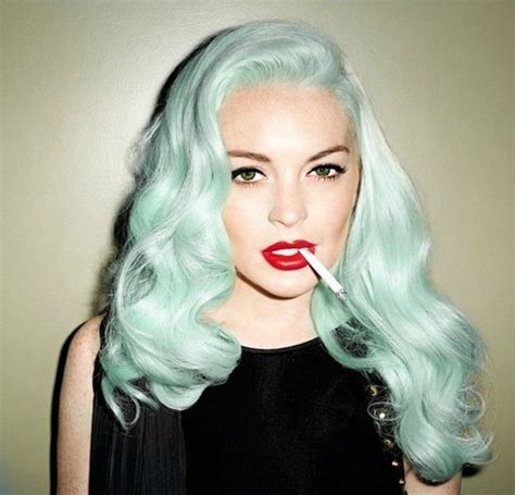mint green hair color 5 creative hair dye ideas hair world magazine