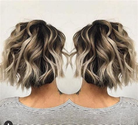 hairstyles for curly underneath and straight on top curly stacked bob haircut short hairstyle 2013