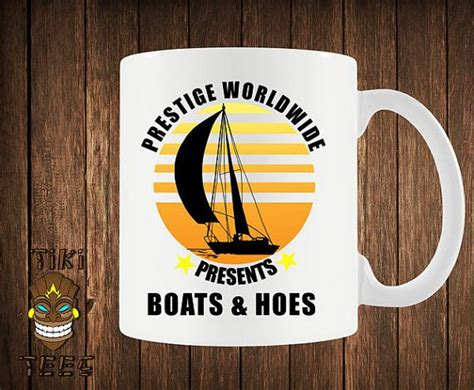boats and hoes gifts funny boats and hoes coffee mug step brothers mugs gift by