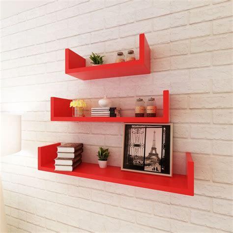 immagini mensole parete librerie e mensole moderne per arredare con pareti attrezzate