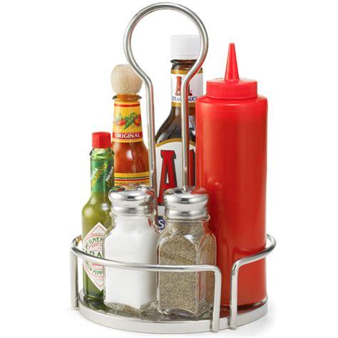 Condiments Rack versa condiment racks table tidy condiment holder buy