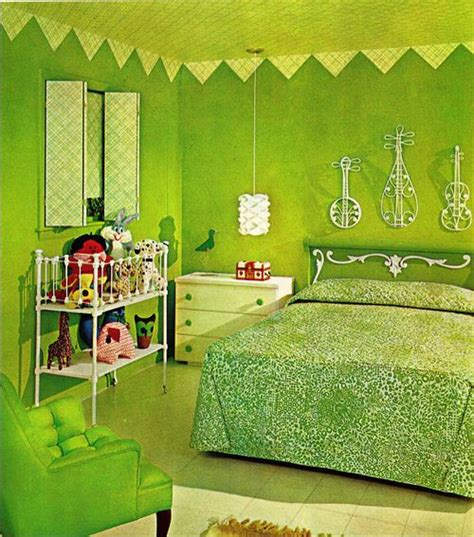 lime green rooms 95 best images about vintage tacky on pinterest vintage