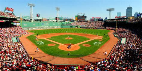 Home Plate Baseball by Fenway Park Tour Tickets Included On Go Boston 174 Card