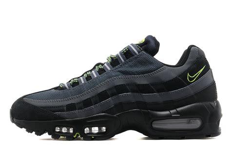 air max 95 nike air max 95 black grey neon sneaker bar detroit
