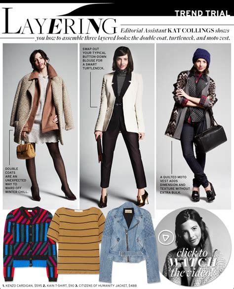 fashion friday layering