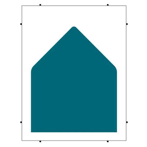 A7 Envelope Template Printable