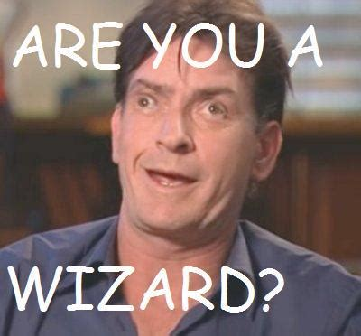 are you a wizard meme are you a wizard