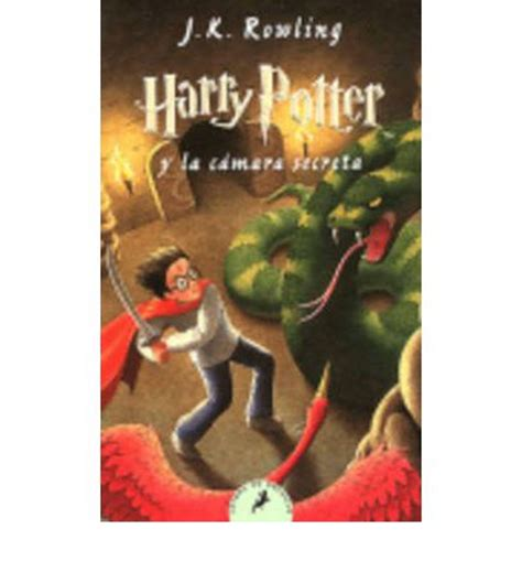 harry potter spanish harry potter y la camara secreta paperback j k rowling nieves