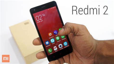Mesin Xiaomi Redmi 2 xiaomi redmi 2 on impressions