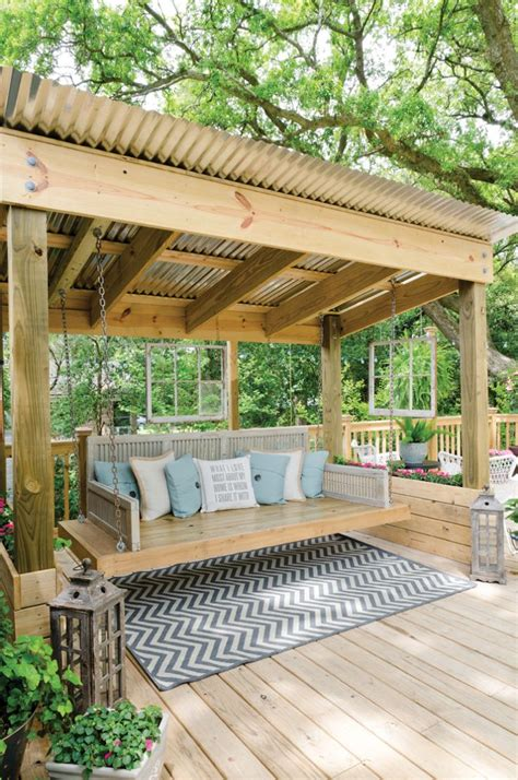 25 best ideas about diy deck on building a