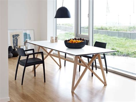 Modern Dining Tables Butterfly Ash Modern Dining Table Modern Dining Tables By Wharfside