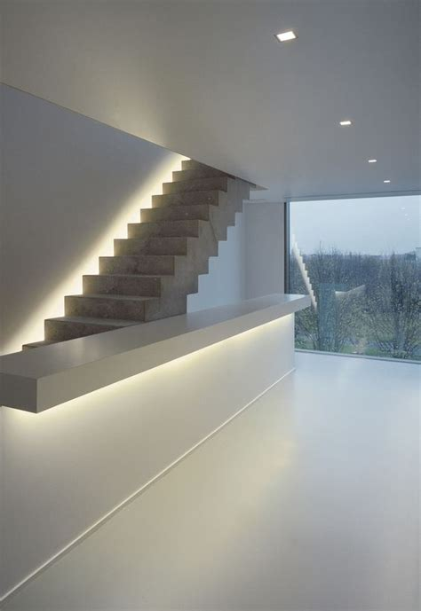 beleuchtung treppe 27 awesome lighting ideas for every home digsdigs