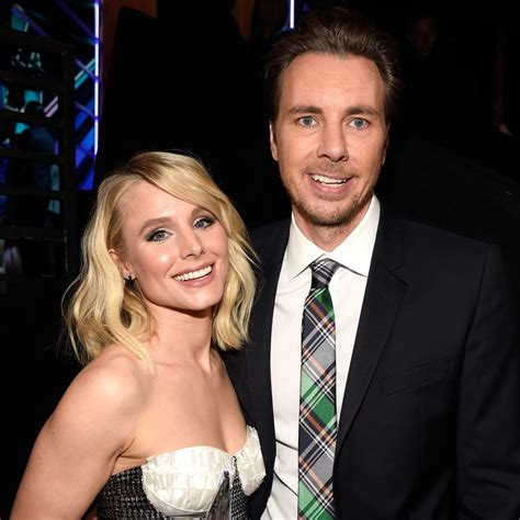 kristen bell husband kristen bell says a trip to michigan had a huge impact on