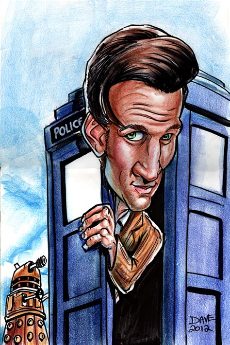 Tonight Ive Discovered That The Doctor Who New Yo 2 by Caricatures And Ideas September 2012