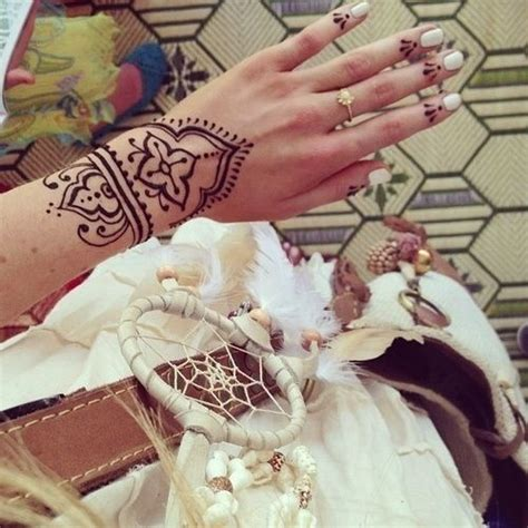 diy henna tattoos henna medium sized wrist