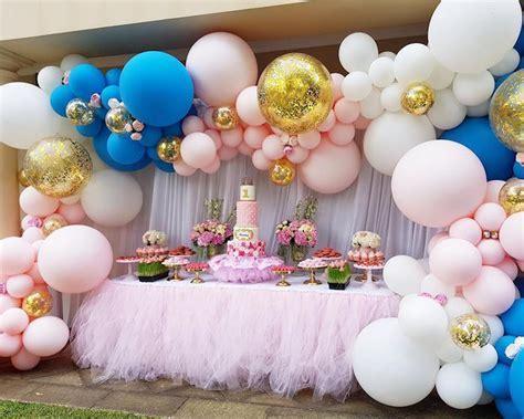 Kara's Party Ideas Glam Balloon Princess Birthday Party