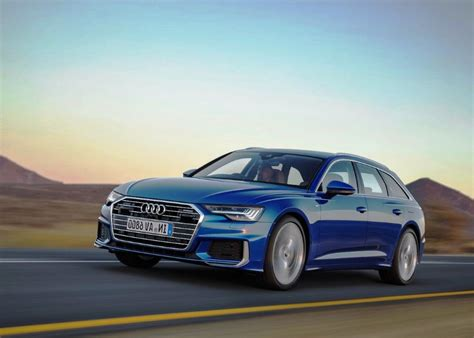 Audi Hybrid Suv 2020 by 2020 Audi A6 Avant Review Comfortable Luxurious New