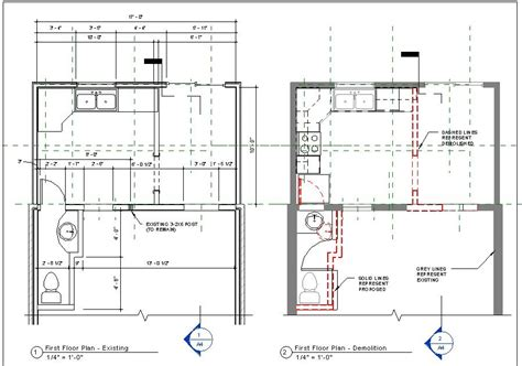 Design A New Kitchen Revit In Plain English Revit Design Adventures Phasing