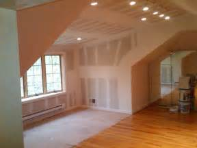 Dormer Interior Second Floor Dormer Traditional Exterior New York