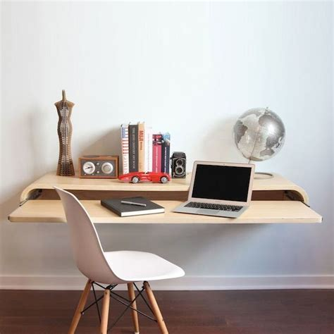 17 best ideas about space saving desk on