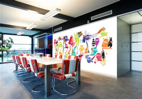 contemporary mural design london design agency