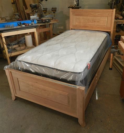 How To Build A Single Bed Frame How To Build A Single Bed Frame Dowelmax