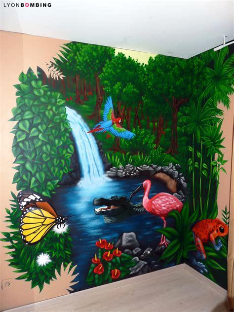 deco jungle chambre chambre jungle chambre lyonbombing