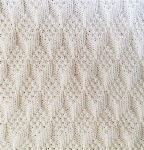 knitting pattern textured yarn knitting pattern for diamond texture reversible baby