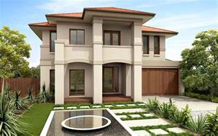 European House Designs European Modern Exterior Homes Designs Madrid