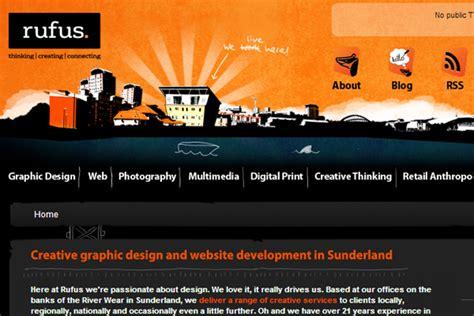 graphic design layout websites 33 brilliant orange websites for design inspiration