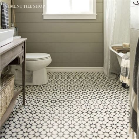 white cement for bathroom tiles ohio modern farmhouse 171 covet living