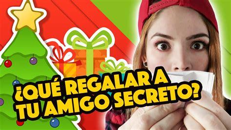 imagenes navidad amigo secreto qu 201 regalar a tu amigo secreto en navidad regina carrot