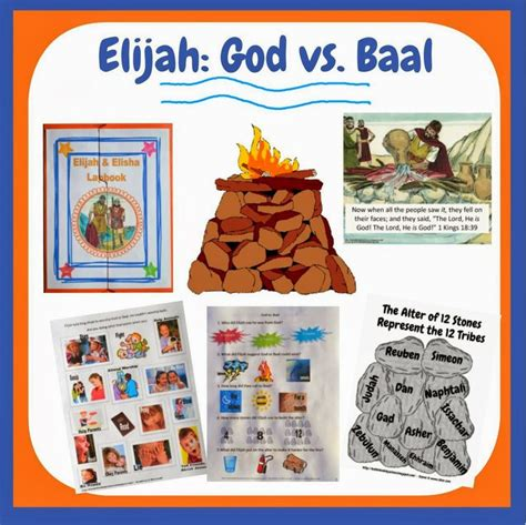 Or Youth Lesson 113 Best Images About Elijah And Elisha On