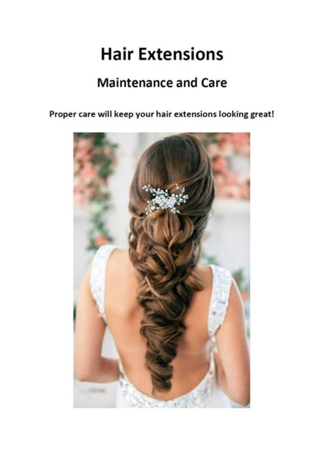 how they do weave extension and pick n drop hair extensions maintenance and care