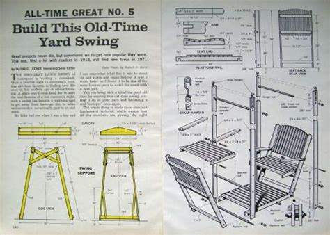 how to build a glider swing build wood yard swing 2 bench glider w canopy diy plans