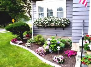 front yard flower garden ideas small front yard garden ideas galleryhip the hippest