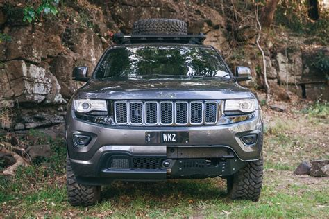 lowered jeep grand cherokee jeep grand cherokee wk2 lower front guard by chief