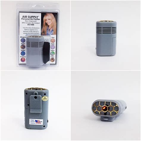 minimate wein asi personal air purifier ionic