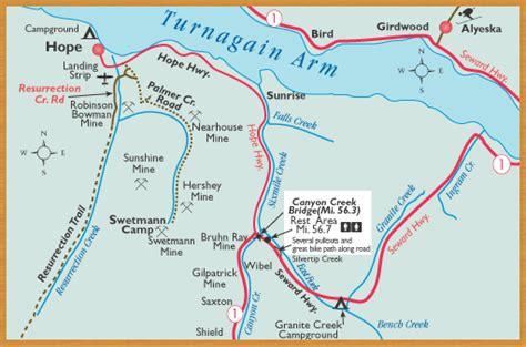 us map seward alaska travel to seward alaska with bearfoot guides explore
