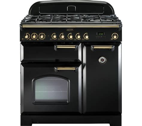 old range buy rangemaster classic deluxe 90 dual fuel range cooker