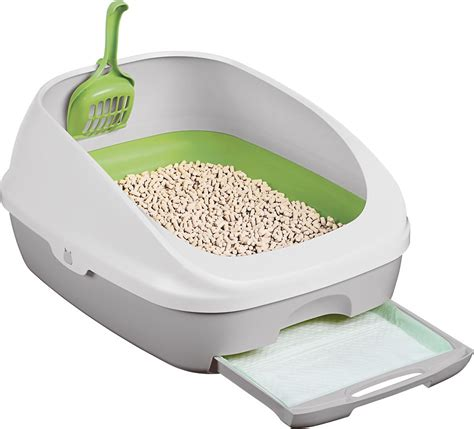 litter box a tidy cats cat litter box system chewy