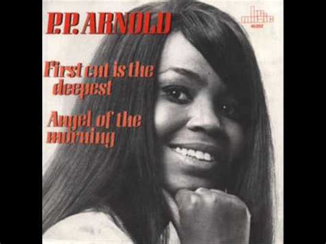 of the morning p p arnold of the morning