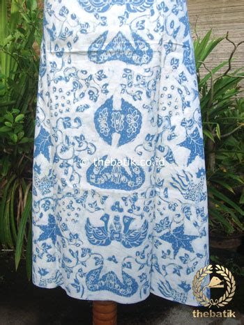jual batik tulis pewarna alami wahyu tumurun latar putih