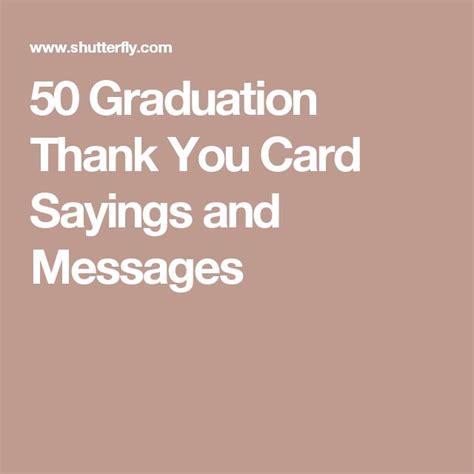 Unique Graduation Thank You Cards 25 unique graduation thank you cards ideas on