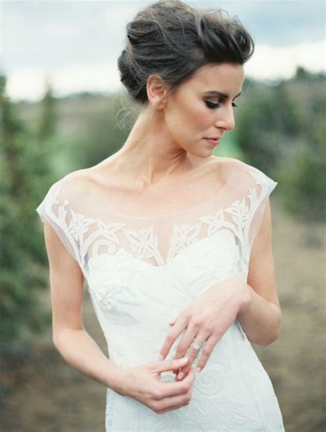 hairdo for boat neckline 193 best images about wedding day hair on pinterest