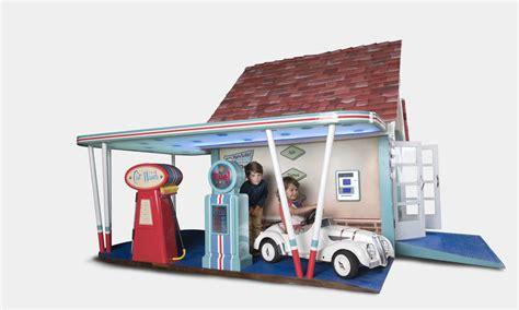 Garage Kid by Rascal Revlots Garage Luxury Children S Playhouse